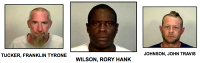 Three Arrested in Drug Related Homicide/Robbery in Stock Island Trailer Park