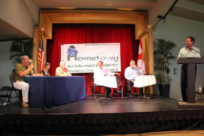 Next Hometown Event is August 21, at The Studios of Key West, at 5:PM