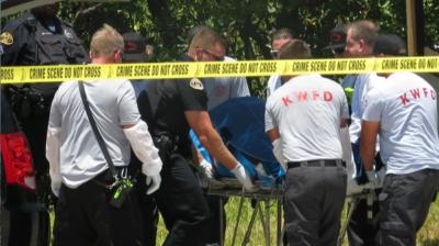 Man Kills Himself While Cop Runs His License... [Exclusive Video]