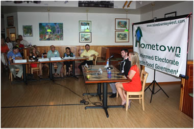 Hometown Announces Agenda for the SECOND PRIMARY Question and Answer Forum--August 8 at TSKW
