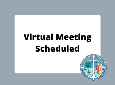 Here's How You Can View and Participate in the First Virtual BOCC Meeting on April 15th