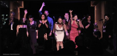 An All-Star NY and KW Cast Sings for Woman's Hope