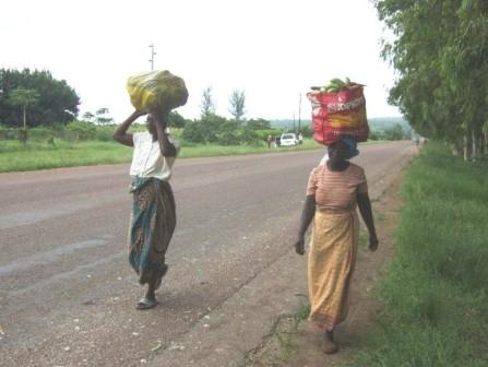 Mozambique women