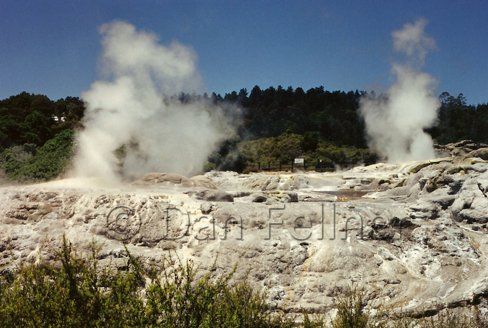 Steamy Rotorua beckons with scenery, culture