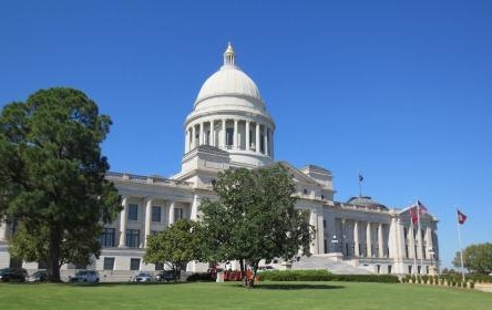 little rock capitol building