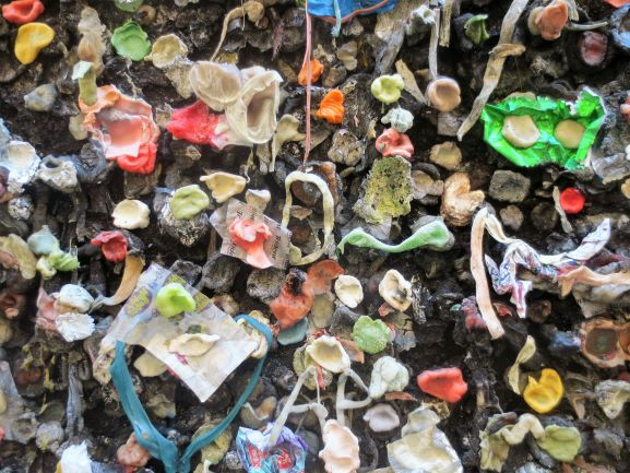 Gum in Bubblegum Alley