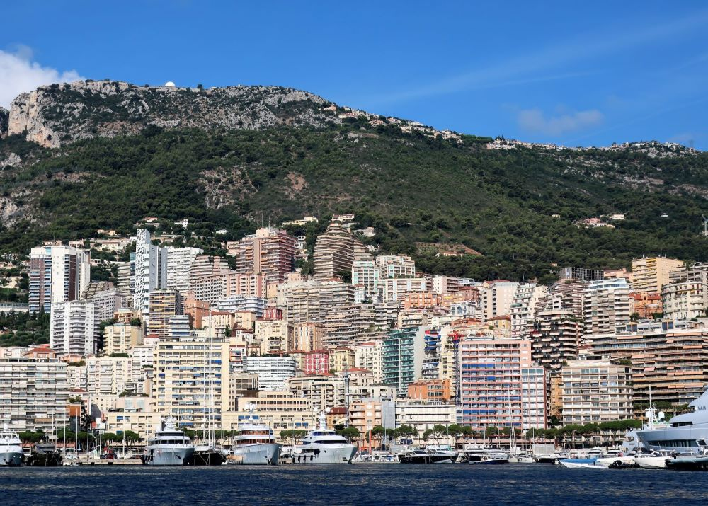 Monaco:  Playground of the Rich and Famous