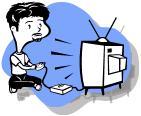 tv person