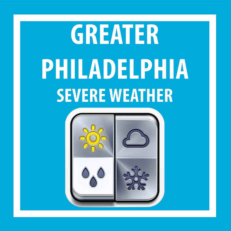 Greater PHila Severe Weather LOGO