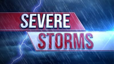 Severe Thunderstorm Warning
