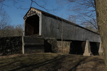 Bucks County Covered Bridge