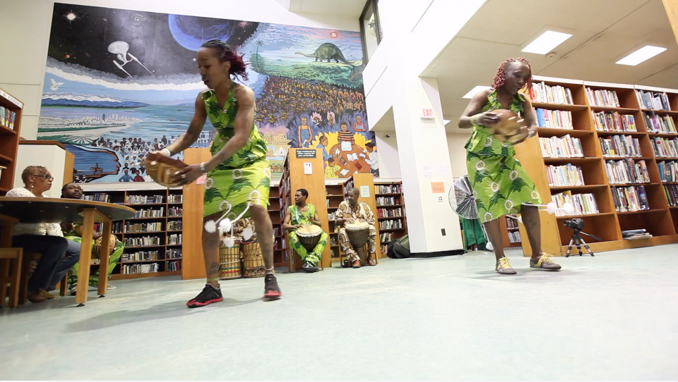 Library Acts of Culture Kulu Mele