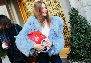 NY fashion week street style 2015