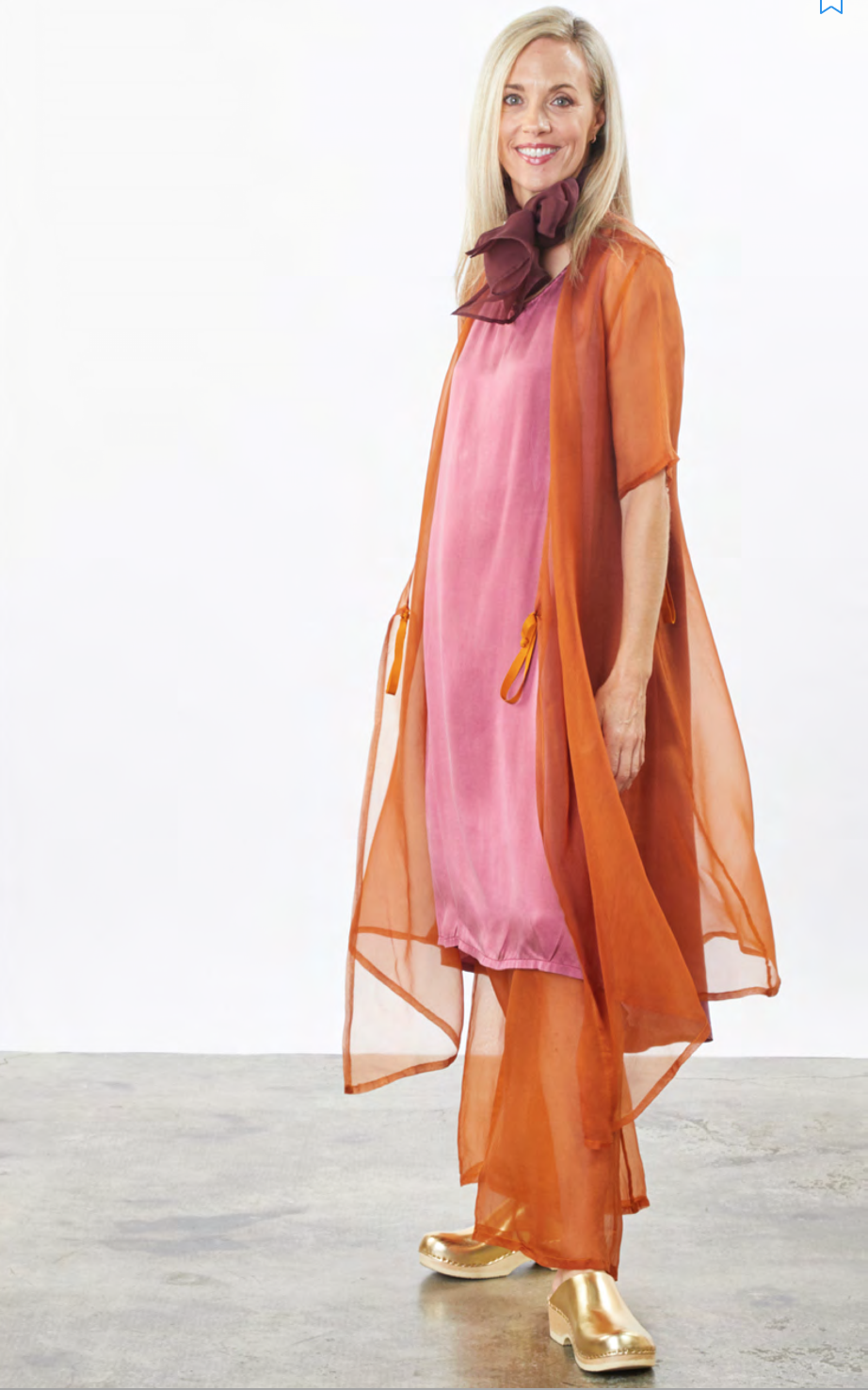 Bryn, Walker, usa, california, fashion, collection, brand, american, local, made, in, berkely, ladies, wear, ladieswear, ss2021, 2021, spring, summer, tunic, pant, light, over, jacket,