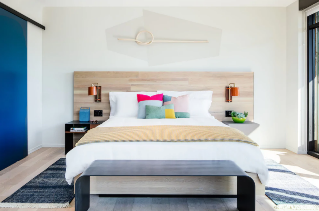 Hallmark Floors Featured at SLO Hotel