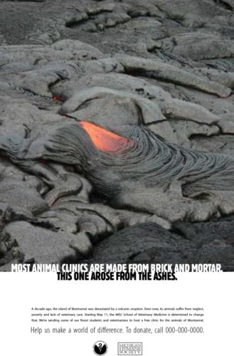Montserrat Ashes