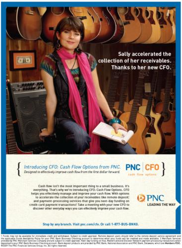 PNC guitar store