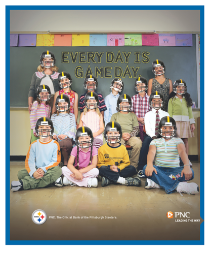 pnc print steelers class