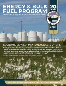 Energy and Bulk Fuel Program Fact Sheet