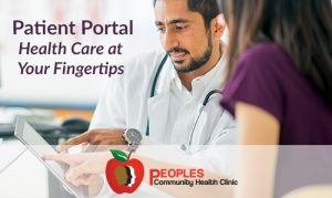 Patient Portal Healthcare at Your Fingertips