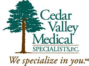 Cedar Valley Medical Specialist Logo