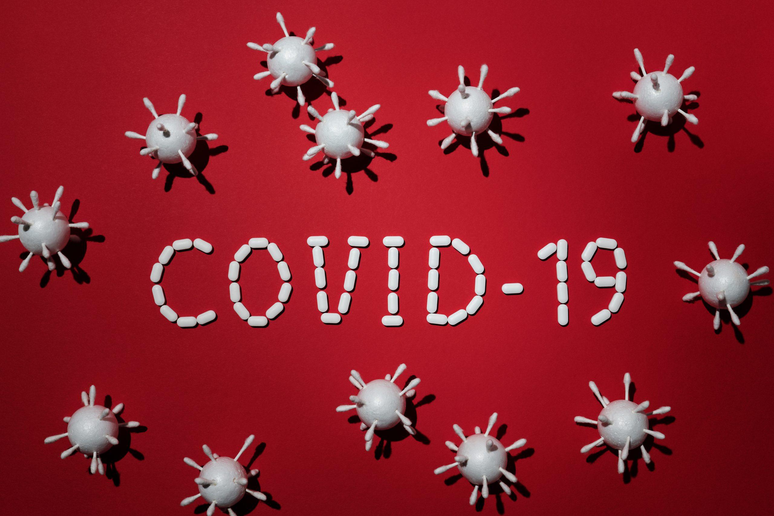 COVID-19 Graphic