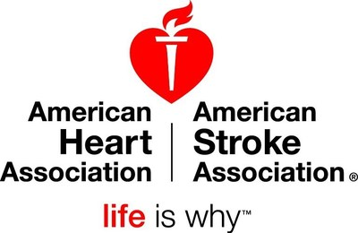 AHA/ASA Life is Why logo (PRNewsFoto/American Heart Association)