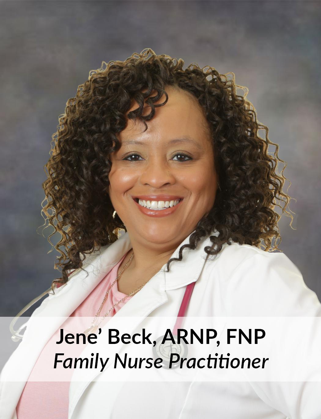 Jene' Beck ARNP FNP