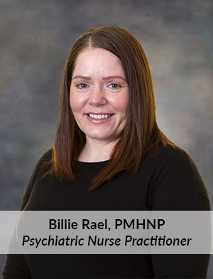 Billie Rael PMHNP