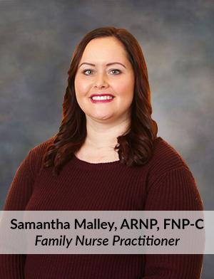 Samantha Malley ARNP FNP