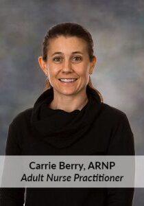 Carrie Berry, ARNP