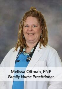 Melissa Oltman, FNP
