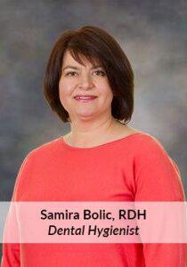 Samira Bolic, RDH