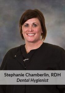 Stephanie Chamberlin, RDH