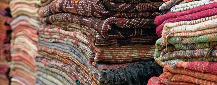 Rug Shopping In Magical Marrakech