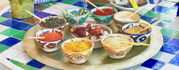 Our Moroccan Cuisine Cooking Class