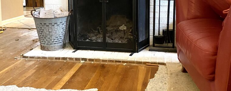 Remove Carpet On Top Of Hardwood Floors In Four Steps