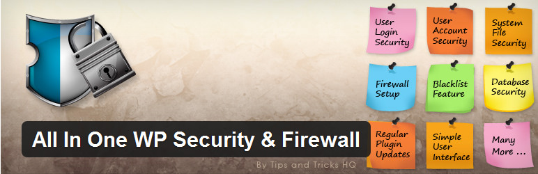 All In One WP-Security & Firewall