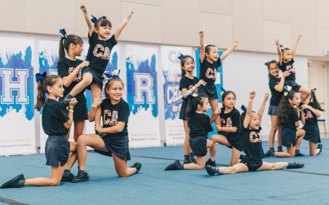 Cheerleader Roles