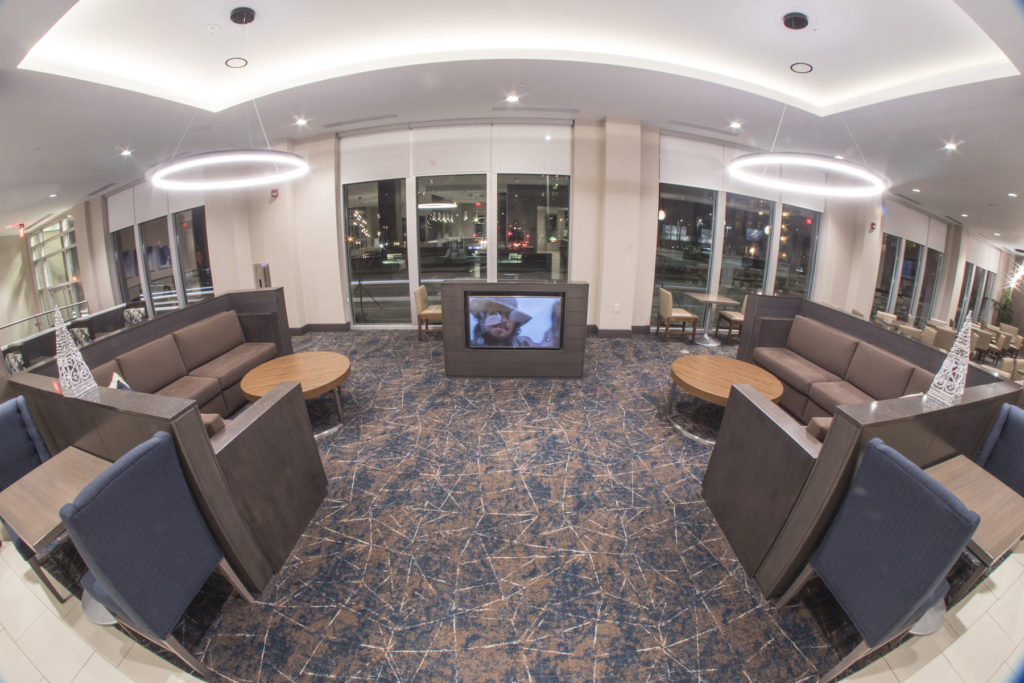 Pittsburgh Lobby Overview