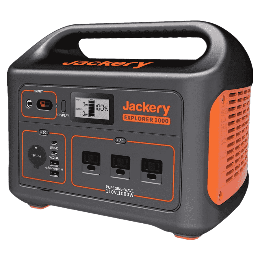 Jackery power saver