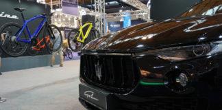 maserati ebikes with pininfarina design debut at eurobike 2018