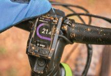 Bosch Kiox full-color e-bike eBike eMTB cycling computer