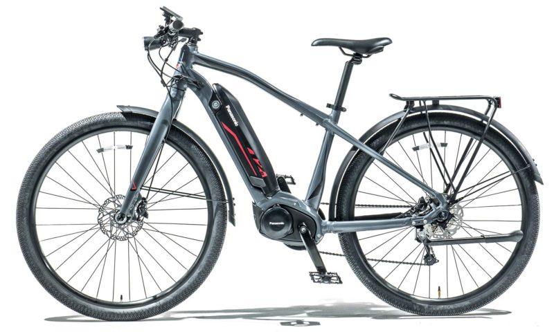 Panasonic e-bike systems for Univega USA UVG-1