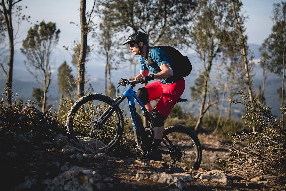 2019 Canyon Neuron ON electric assist e-mountain bike ride review