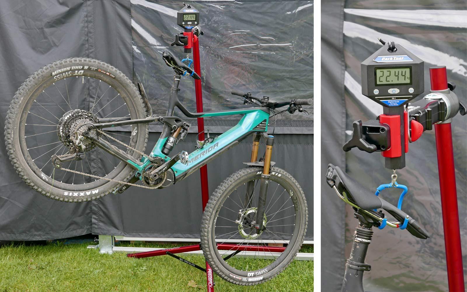 Merida eOne-Sixty e-enduro eMTB, 160mm carbon mixed-wheelsize all-mountain trail e-bike