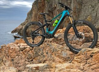 Merida eOne-Sixty e-enduro eMTB, 160mm carbon mixed-wheelsize all-mountain trail e-bike