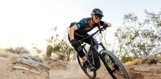 new Pivot Shuttle e-mountain bike