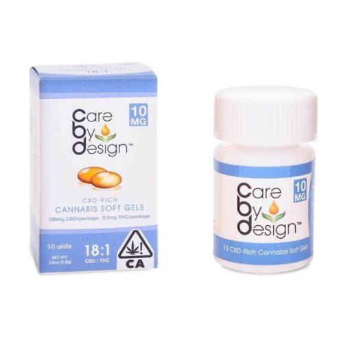 CBD- 18-1 capsules