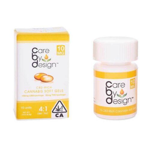 CBD- 4-1 capsules